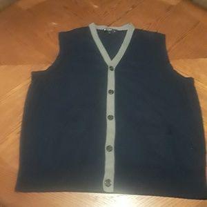 Daniel Cremieux Classics Button Down Vest